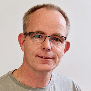 Johan Vokkert werkzaam bij Combex bouwlogistiek