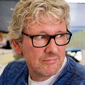 Klaas Kramer werkzaam bij Combex bouwlogistiek