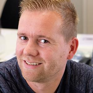 Marcel van Malsen werkzaam bij Combex bouwlogistiek
