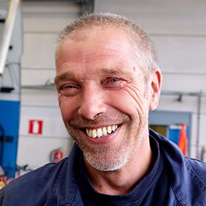 Martin Hoeve werkzaam bij Combex bouwlogistiek