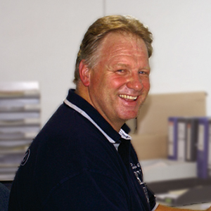 Rene Karst werkzaam bij Combex bouwlogistiek