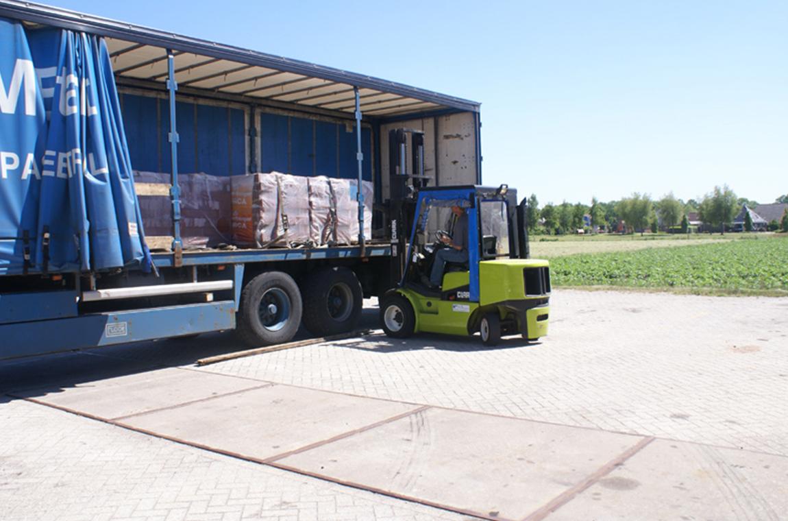Kooi-aap transport